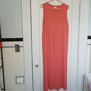 J. Jill Size XL sleeveless dress